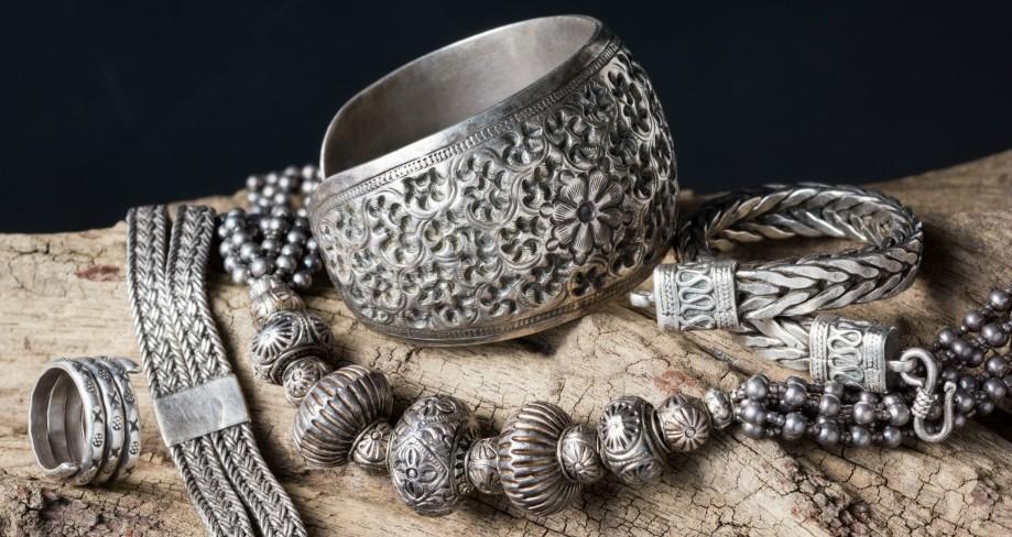 антиквариат серебряных изделий