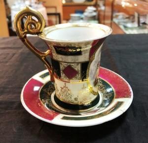 Арт 27-18 Чайная пара. Европа, конец 19 века. 600 рублей