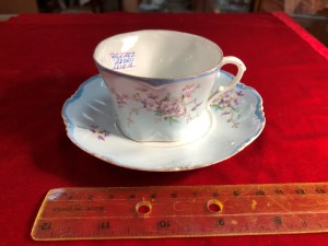 Арт 287-18 Чайная пара фарфоровая, 2800 рублей