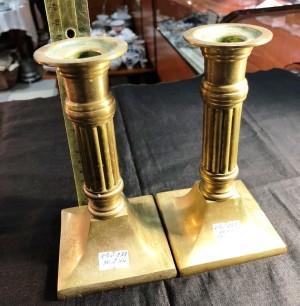 Арт 288-18 Подсвечник, бронза. цена за пару 7000 рублей