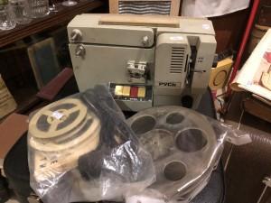 Арт 155-19 Кинопроектор с кинофильмами, 7 шт. 1970 год. 1600 рублей