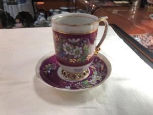 Арт 226-19 Чайная пара, фарфор, 10.000 рублей