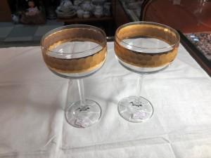 Арт 145-18 Фужеры стекло, Европа. 550 рублей
