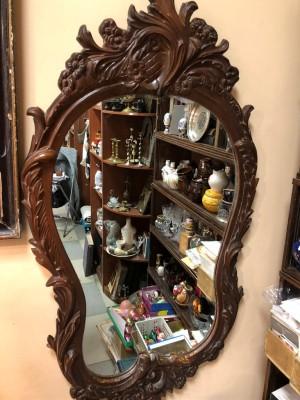 Арт 7-20 Зеркало настенное в раме, 1982 год. 8000 рублей