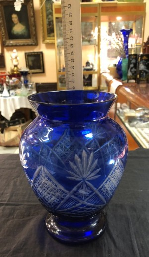 Арт 14-20 Ваза для цветов, 2-х слойное стекло.  3500 рублей