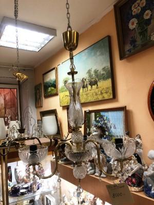 Арт 253-19 Люстра,  8000 рублей