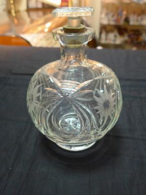 Флакон парфюмерный (хрусталь) 2.500 рублей