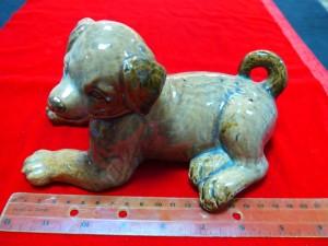 Арт 116-14 Статуэтка кирамика  «щенок» 2800 рублей