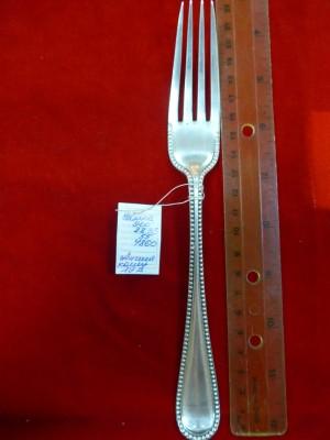 Арт 505-16 Вилка, серебро 900 пробы, вес 88.33гр.  4860 рублей