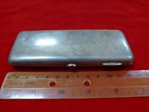 Арт 149-13 Футляр, серебро 84 пробы, вес 148.74гр.  14000 рублей