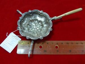 Арт 155-14 Ситечко, серебро 800 пробы, вес 31.36гр.  3200 рублей