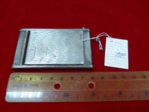 Арт 117-14 Пудреница, серебро 875 пробы, вес 91.44гр.  6800 рублей