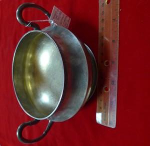 Арт 507-14 Сахарница, серебро 84 пробы, вес 300.88гр.  67.000 рублей