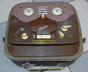 Арт 462-15 Магнитофон катушечный, 1960 год 500 рублей