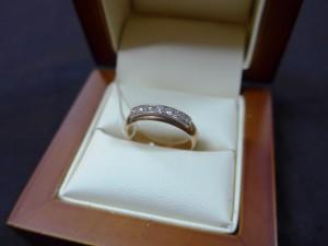 Арт 298-16 Кольцо с бриллиантами, 585 проба, размер 17, масса 3.62гр. 11.300 рублей