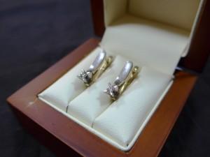 Арт 21-17 Серьги с бриллиантами, 585 проба, масса 3.43 гр.  15.500 рублей