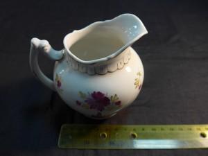 Арт 202-16 Сливочник фарфоровый, Вербилки. 800 рублей