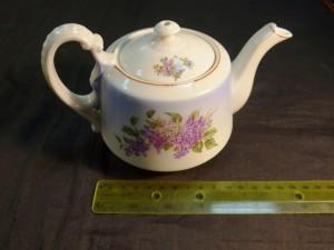 Арт 159-13 Чайник фарфоровый. 1600 рублей