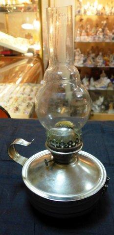 Керосиновая лампа, металл, 1980 год, 500 рублей