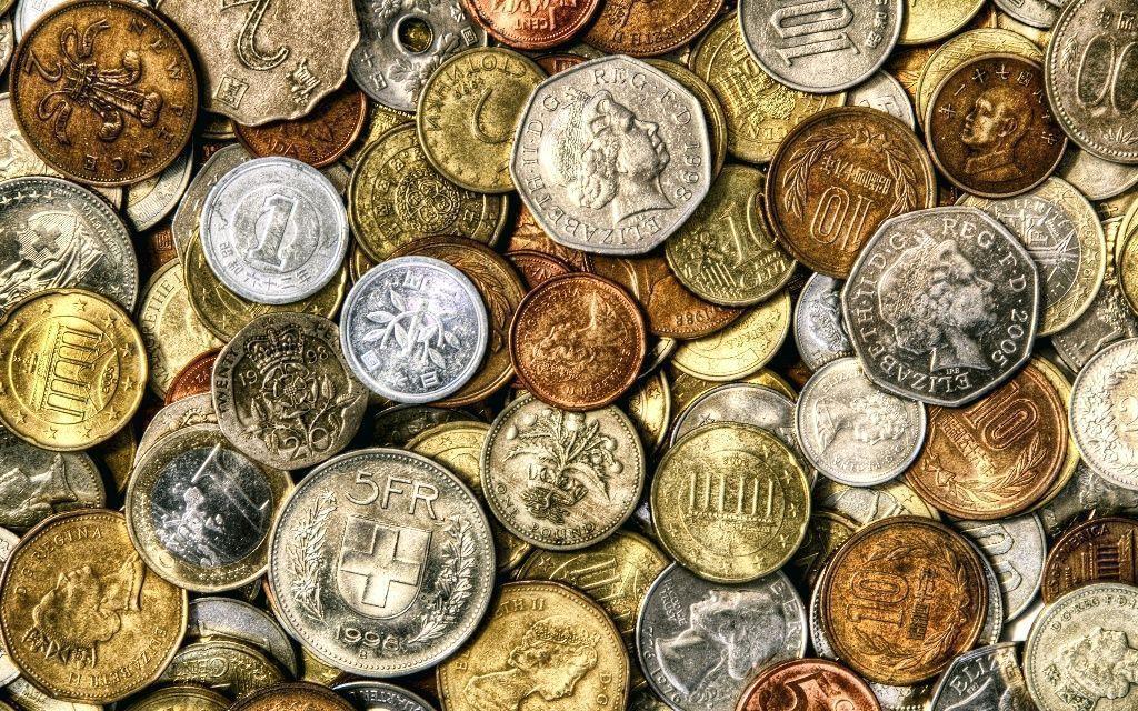 Коллекционные монеты разных стран