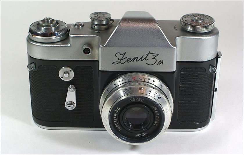 Антикварные и коллекционные фотоаппараты