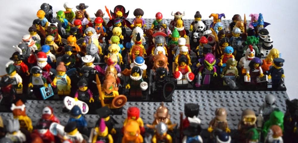 Детские коллекции игрушек